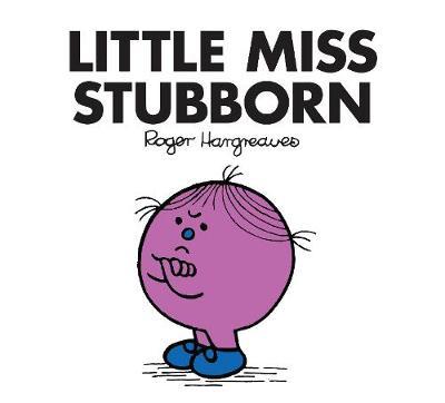 Little Miss Stubborn - Hargreaves, Roger