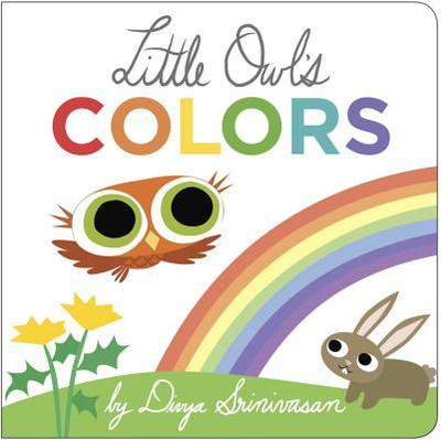 Little Owl's Colors - Srinivasan, Divya