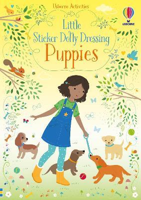 Little Sticker Dolly Dressing Puppies - Watt, Fiona