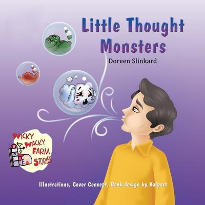 Little Thought Monsters - Slinkard, Doreen