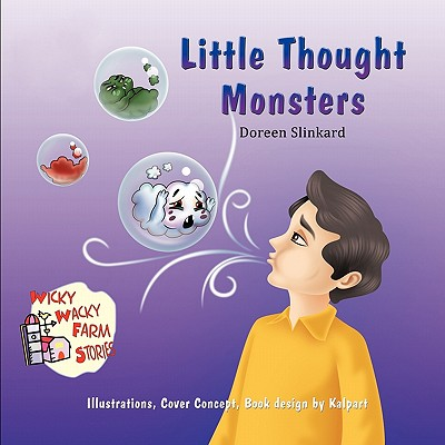 Little Thought Monsters - Slinkard, Doreen