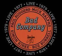 Live: 1977 & 1979 - Bad Company