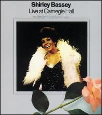 Live at Carnegie Hall - Shirley Bassey