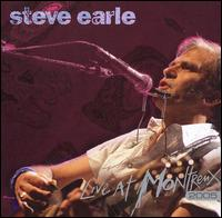 Live at Montreux 2005 - Steve Earle
