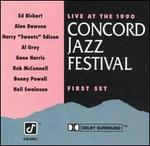 Live at the 1990 Concord Jazz Festival: First Set