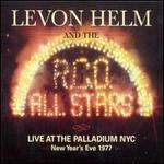 Live at the Palladium NYC, New Years Eve 1977