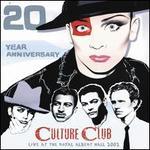Live at the Royal Albert Hall 2002: 20th Anniversary