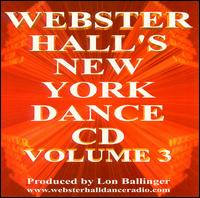 Live at Webster Hall, Vol. 3 - Various Artists