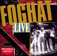 Live [Collectables] - Foghat