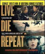 Live Die Repeat: Edge of Tomorrow [Blu-ray] [Only @ Best Buy]