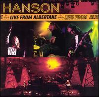 Live From Albertane - Hanson