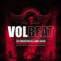 Live From Beyond Hell / Above Heaven [Limited Deluxe Edition] - Volbeat