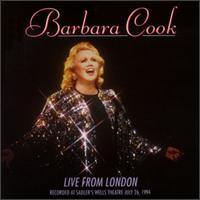 Live from London - Barbara Cook