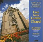 Live from Loretto Chapel