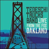 Live from the Fox Oakland [LP] - Tedeschi Trucks Band