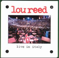 Live in Italy - Lou Reed