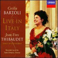 Live in Italy - Cecilia Bartoli