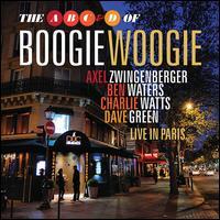 Live in Paris - A, B, C & D of Boogie Woogie