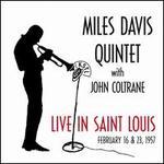 Live in Saint Louis 1957