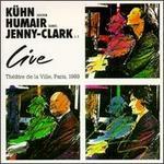 Live, Theatre de la Ville, Paris, 1989 - Joachim Kühn With Daniel Humair and Jenny-Clark