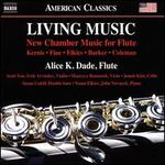 Living Music: New Chamber Music for Flute