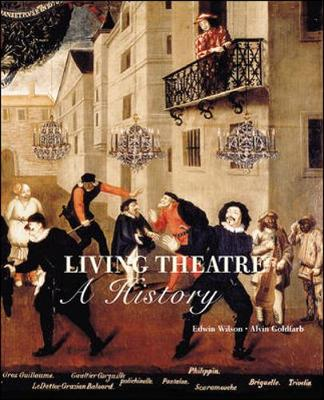 Living Theater: A History - Wilson, Edwin