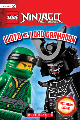 Lloyd vs. Lord Garmadon - Howard, Kate