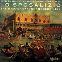 Lo Sposalizio: The Wedding of Venice to the Sea - David Miller (chitarrone); James O'Donnell (organ); Lynda Sayce (chitarrone); William Carter (guitar);...