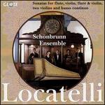 Locatelli: Sonatas for flute & violins - Johannes Leertouwer (violin); Marten Root (flute); Schönbrunn Ensemble; Sirkka-Liisa Kaakinen-Pilch (violin)