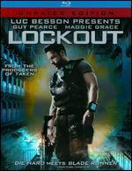 Lockout [Blu-ray] [Unrated] [Includes Digital Copy]
