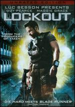 Lockout [Unrated] [Includes Digital Copy] [UltraViolet] - James Mather; Stephen Saint Leger