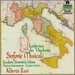 Lodovico da Viadana: Sinfonie Musicali