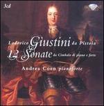 Lodovico Giustini da Pistoia: 12 Sonate da Cimbalo di piano e forte
