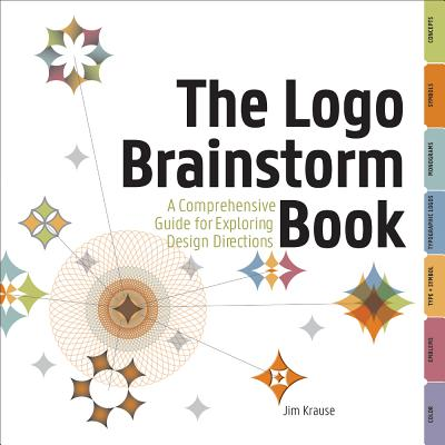 Logo Brainstorm Book - Krause, Jim