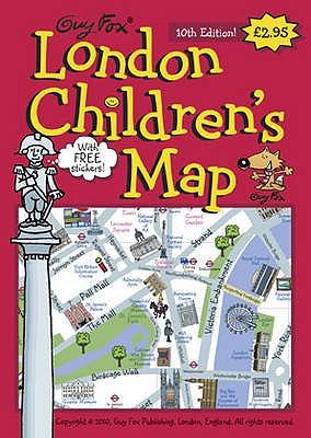 London Children's Map - Harper, Kourtney