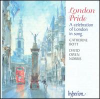 London Pride - Catherine Bott (soprano); David Owen Norris (piano)