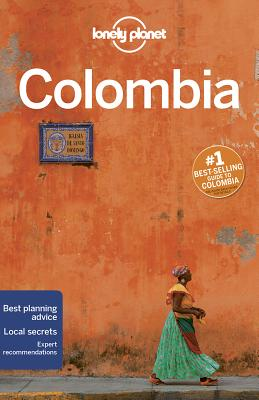 Lonely Planet Colombia - Lonely Planet, and Egerton, Alex, and Masters, Tom