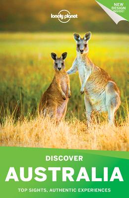 Lonely Planet Discover Australia - Lonely Planet, and Rawlings-Way, Charles, and Atkinson, Brett