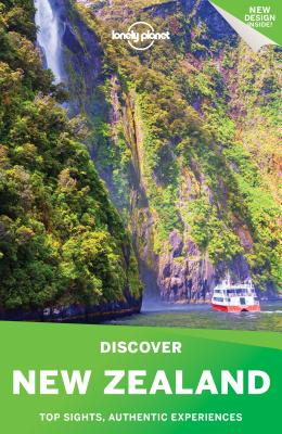 Lonely Planet Discover New Zealand - Lonely Planet