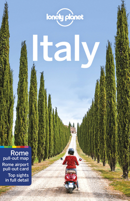 Lonely Planet Italy - Lonely Planet, and Bonetto, Cristian, and Atkinson, Brett