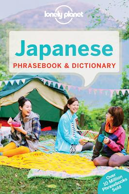 Lonely Planet Japanese Phrasebook & Dictionary - Lonely Planet, and Abe, Yoshi, and Hagiwara, Keiko