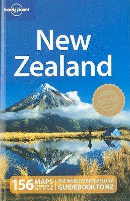 Lonely Planet New Zealand - Rawlings-Way, Charles, and Atkinson, Brett, and Bennett, Sarah