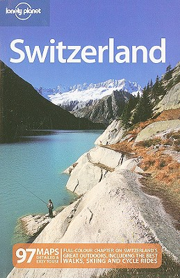 Lonely Planet Switzerland - Williams, Nicola, and Simonis, Damien, and Walker, Kerry
