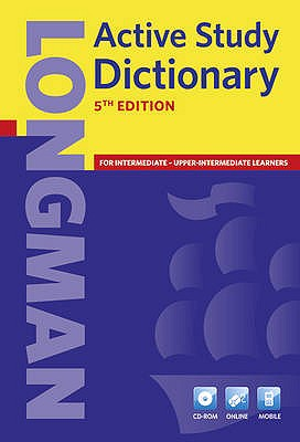 Longman Active Study Dictionary 5th Edition CD-ROM Pack -