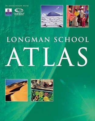 Longman School Atlas - Scoffham, Stephen