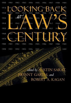Looking Back at Law's Century: The Security Clearance Hearing - Sarat, Austin (Editor)