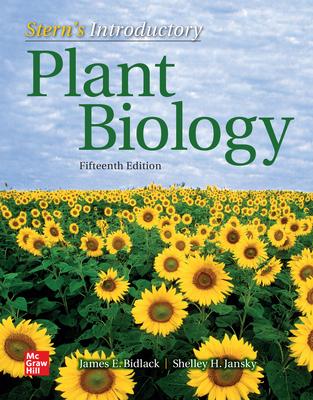 Loose Leaf for Stern's Introductory Plant Biology - Jansky, Shelley, and Stern, Kingsley, and Bidlack, James
