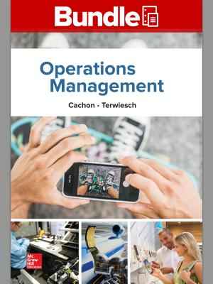 Loose Leaf Operations Management with Connect - Cachon, Gerard, and Terwiesch, Christian