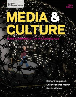 Loose-Leaf Version for Media & Culture: An Introduction to Mass Communication - Campbell, Richard