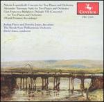 Lopatnikoff: Concerto for Two Pianos; Tansman: Suite for Two Pianos; Malpiero: Dialoghi VII